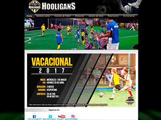Canchas Hooligans