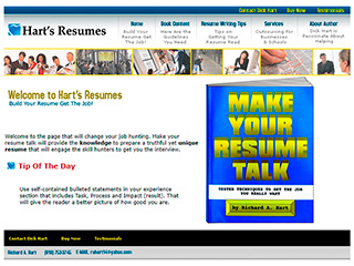 Make Your Resume Talk (Haga Hablar a su Rèsumè)